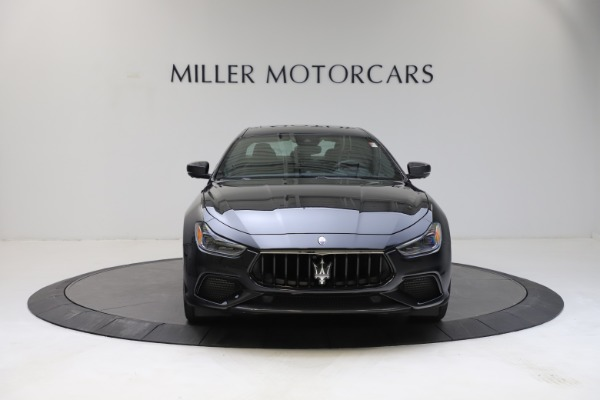 New 2021 Maserati Ghibli S Q4 GranSport for sale $100,285 at Alfa Romeo of Greenwich in Greenwich CT 06830 13