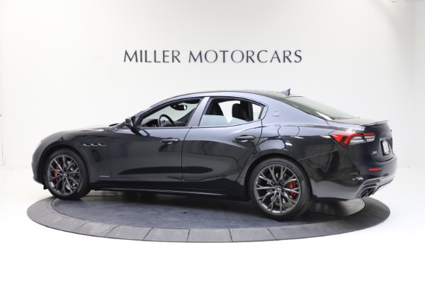 New 2021 Maserati Ghibli S Q4 GranSport for sale $100,285 at Alfa Romeo of Greenwich in Greenwich CT 06830 4