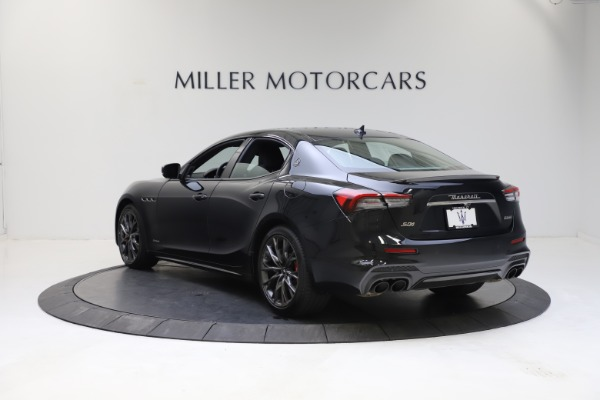 New 2021 Maserati Ghibli S Q4 GranSport for sale $100,285 at Alfa Romeo of Greenwich in Greenwich CT 06830 5