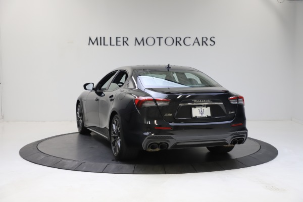 New 2021 Maserati Ghibli S Q4 GranSport for sale $100,285 at Alfa Romeo of Greenwich in Greenwich CT 06830 6