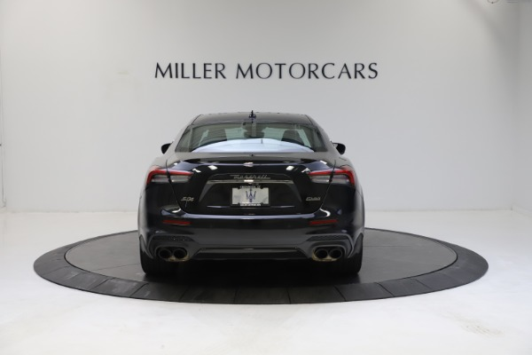 New 2021 Maserati Ghibli S Q4 GranSport for sale $100,285 at Alfa Romeo of Greenwich in Greenwich CT 06830 7