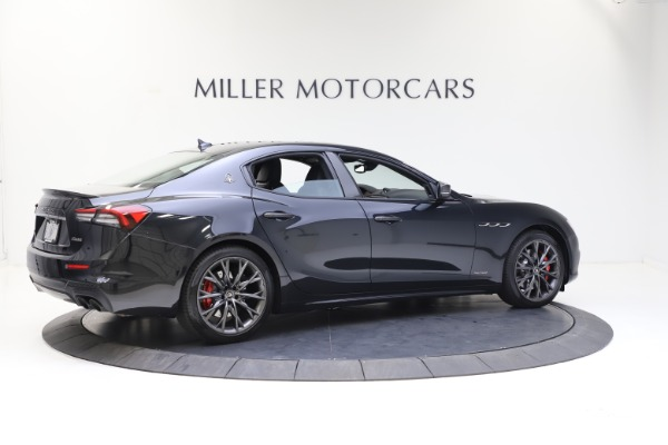 New 2021 Maserati Ghibli S Q4 GranSport for sale $100,285 at Alfa Romeo of Greenwich in Greenwich CT 06830 9