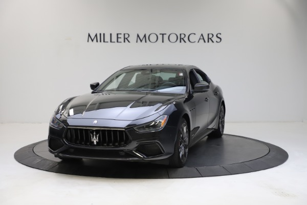 New 2021 Maserati Ghibli S Q4 GranSport for sale $100,285 at Alfa Romeo of Greenwich in Greenwich CT 06830 1