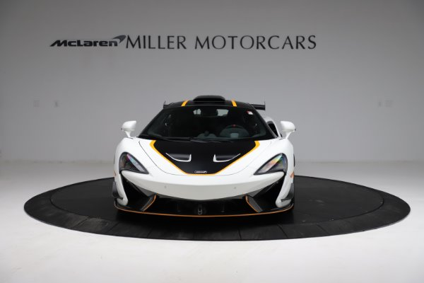 New 2020 McLaren 620R for sale Call for price at Alfa Romeo of Greenwich in Greenwich CT 06830 10