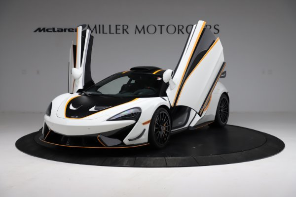 New 2020 McLaren 620R for sale Call for price at Alfa Romeo of Greenwich in Greenwich CT 06830 11
