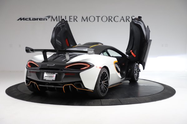 New 2020 McLaren 620R for sale Call for price at Alfa Romeo of Greenwich in Greenwich CT 06830 14