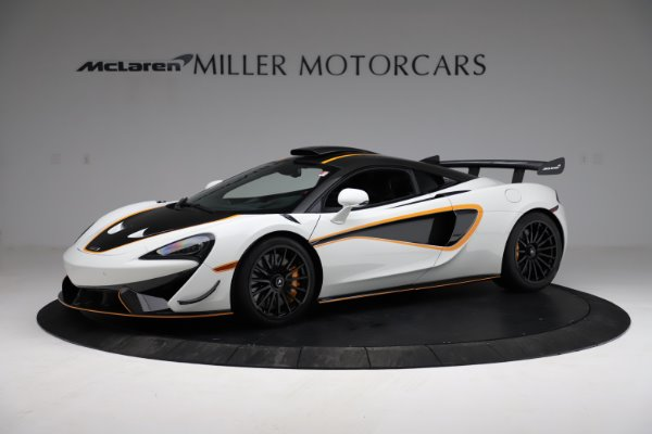 New 2020 McLaren 620R for sale Call for price at Alfa Romeo of Greenwich in Greenwich CT 06830 2
