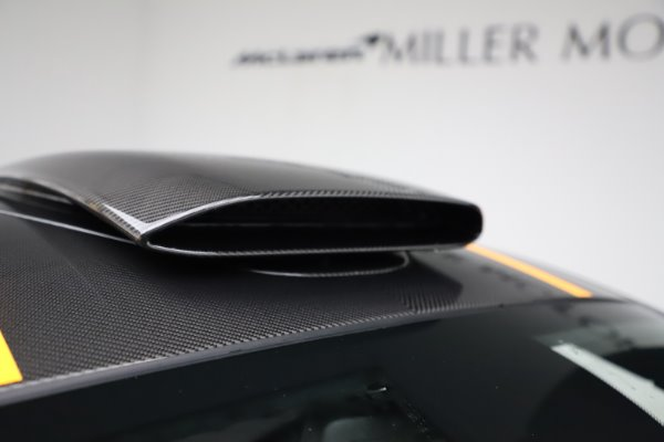 New 2020 McLaren 620R for sale Call for price at Alfa Romeo of Greenwich in Greenwich CT 06830 26