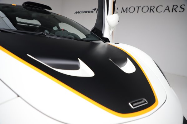 New 2020 McLaren 620R for sale Call for price at Alfa Romeo of Greenwich in Greenwich CT 06830 27