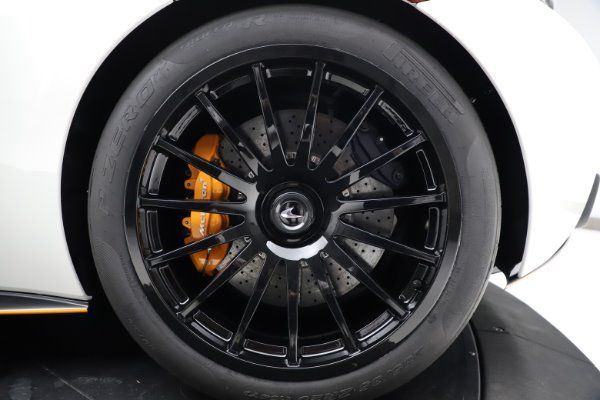 New 2020 McLaren 620R for sale Call for price at Alfa Romeo of Greenwich in Greenwich CT 06830 28