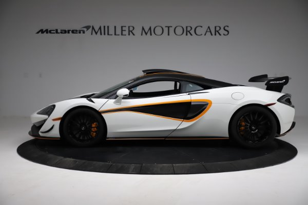 New 2020 McLaren 620R for sale Call for price at Alfa Romeo of Greenwich in Greenwich CT 06830 3