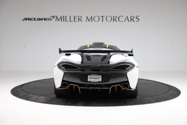 New 2020 McLaren 620R for sale Call for price at Alfa Romeo of Greenwich in Greenwich CT 06830 5