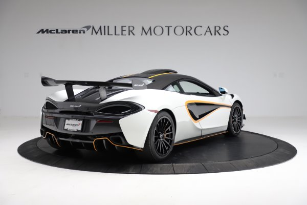 New 2020 McLaren 620R for sale Call for price at Alfa Romeo of Greenwich in Greenwich CT 06830 6