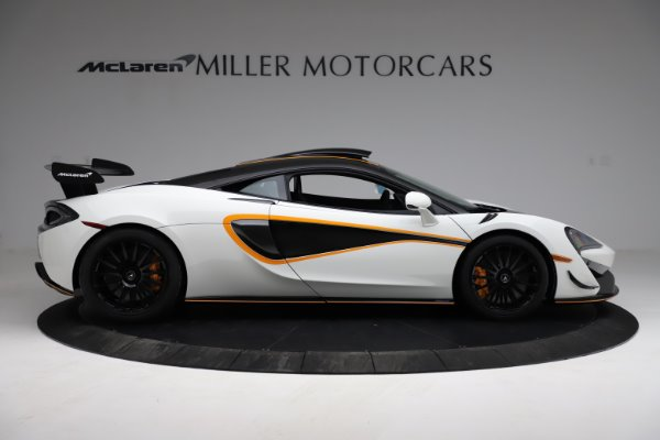 New 2020 McLaren 620R for sale Call for price at Alfa Romeo of Greenwich in Greenwich CT 06830 7