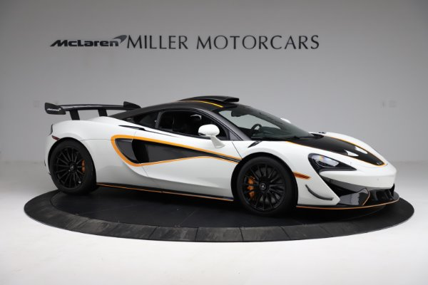New 2020 McLaren 620R for sale Call for price at Alfa Romeo of Greenwich in Greenwich CT 06830 8