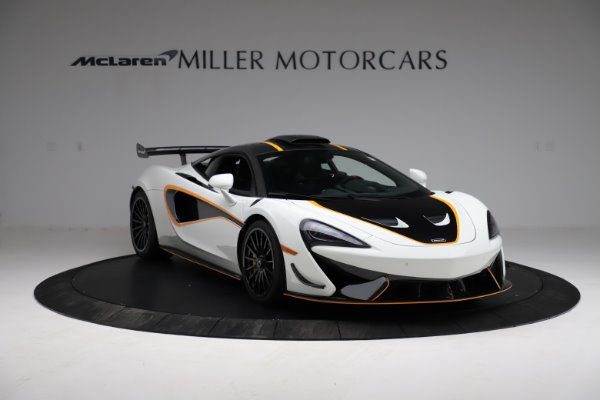 New 2020 McLaren 620R for sale Call for price at Alfa Romeo of Greenwich in Greenwich CT 06830 9