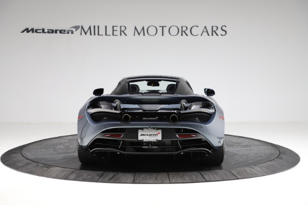 New 2021 McLaren 720S Spider for sale $351,450 at Alfa Romeo of Greenwich in Greenwich CT 06830 17