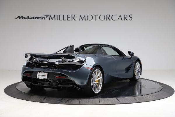 New 2021 McLaren 720S Spider for sale $351,450 at Alfa Romeo of Greenwich in Greenwich CT 06830 6