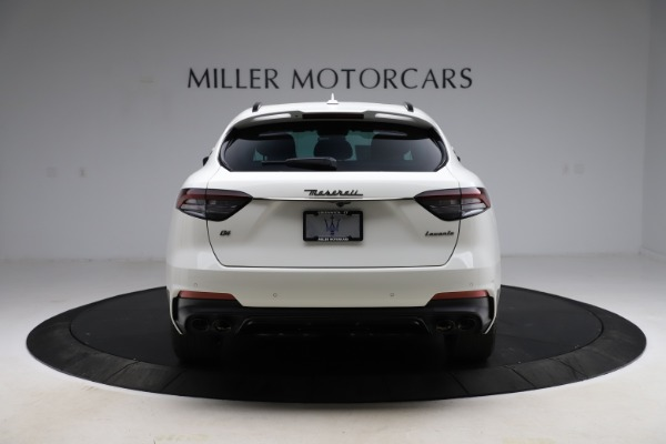 New 2021 Maserati Levante Q4 GranSport for sale $95,835 at Alfa Romeo of Greenwich in Greenwich CT 06830 10