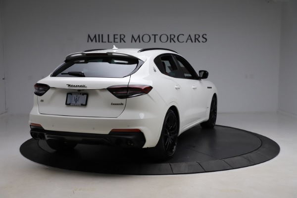 New 2021 Maserati Levante Q4 GranSport for sale $95,835 at Alfa Romeo of Greenwich in Greenwich CT 06830 11
