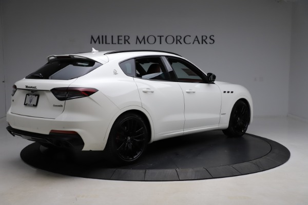 New 2021 Maserati Levante Q4 GranSport for sale $95,835 at Alfa Romeo of Greenwich in Greenwich CT 06830 12
