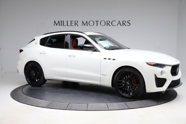 New 2021 Maserati Levante Q4 GranSport for sale $95,835 at Alfa Romeo of Greenwich in Greenwich CT 06830 14