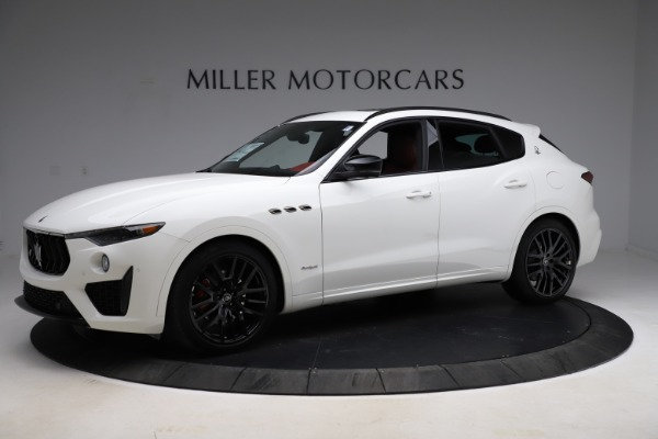 New 2021 Maserati Levante Q4 GranSport for sale $95,835 at Alfa Romeo of Greenwich in Greenwich CT 06830 2