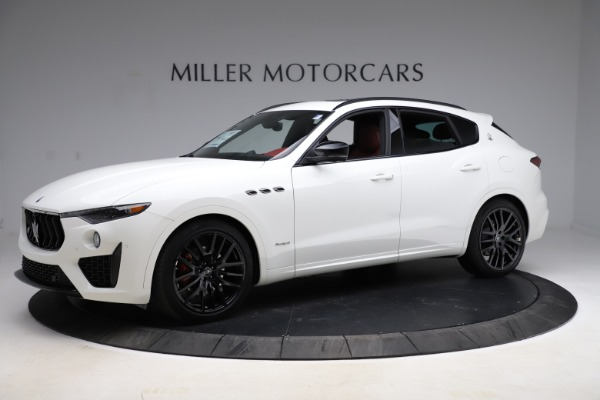 New 2021 Maserati Levante Q4 GranSport for sale $95,835 at Alfa Romeo of Greenwich in Greenwich CT 06830 3
