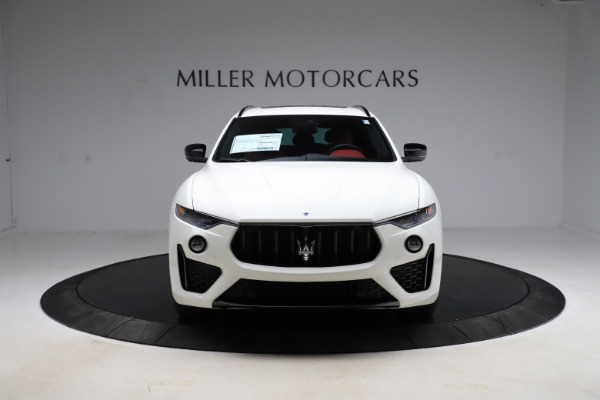 New 2021 Maserati Levante Q4 GranSport for sale $95,835 at Alfa Romeo of Greenwich in Greenwich CT 06830 4