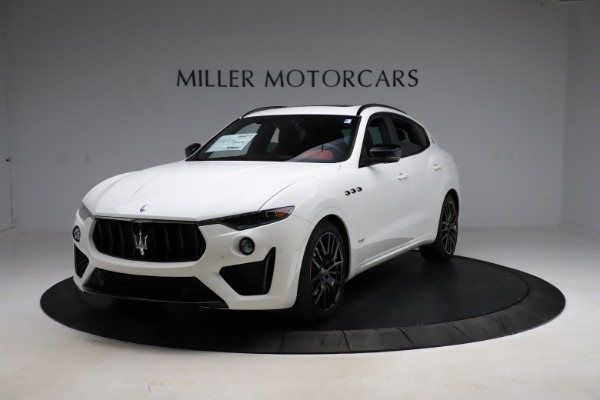 New 2021 Maserati Levante Q4 GranSport for sale $95,835 at Alfa Romeo of Greenwich in Greenwich CT 06830 5