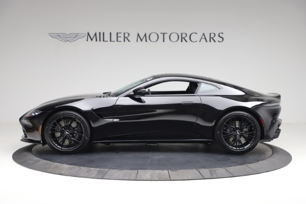 New 2021 Aston Martin Vantage for sale $178,986 at Alfa Romeo of Greenwich in Greenwich CT 06830 2