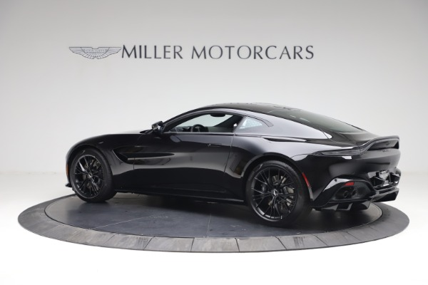 New 2021 Aston Martin Vantage for sale $178,986 at Alfa Romeo of Greenwich in Greenwich CT 06830 3