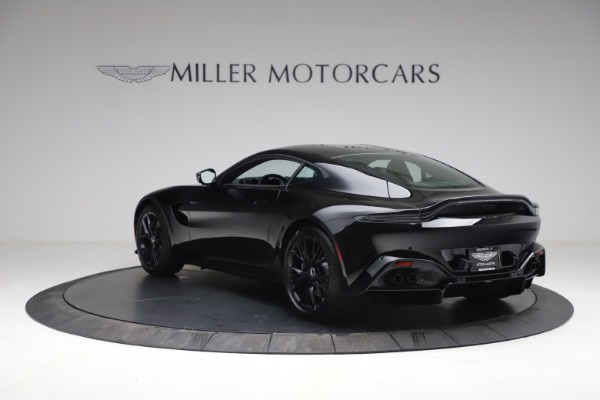 New 2021 Aston Martin Vantage for sale $178,986 at Alfa Romeo of Greenwich in Greenwich CT 06830 4