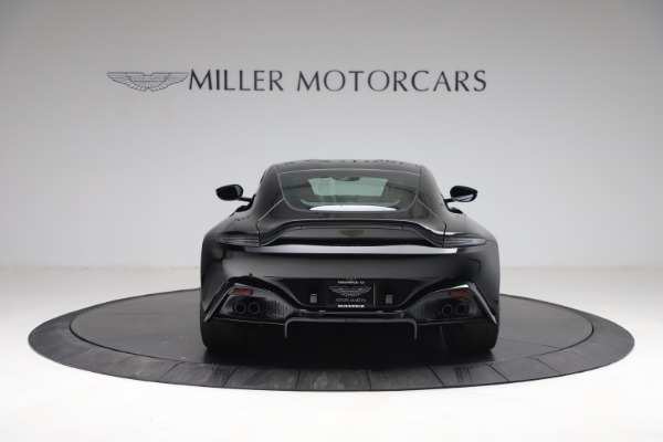 New 2021 Aston Martin Vantage for sale $178,986 at Alfa Romeo of Greenwich in Greenwich CT 06830 5