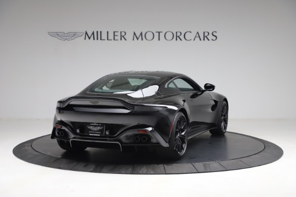 New 2021 Aston Martin Vantage for sale $178,986 at Alfa Romeo of Greenwich in Greenwich CT 06830 6