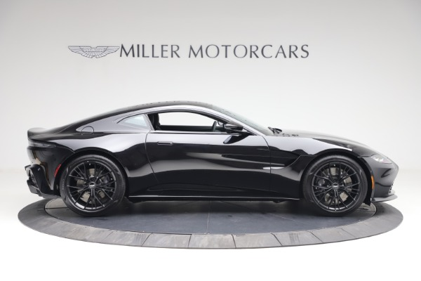 New 2021 Aston Martin Vantage for sale $178,986 at Alfa Romeo of Greenwich in Greenwich CT 06830 8