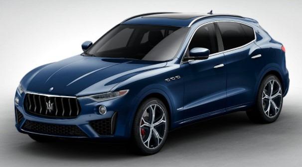 New 2021 Maserati Levante S Q4 GranSport for sale $104,835 at Alfa Romeo of Greenwich in Greenwich CT 06830 1