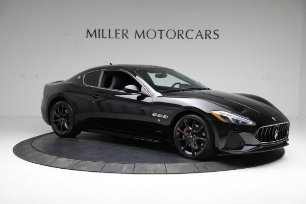 Used 2018 Maserati GranTurismo Sport for sale $99,900 at Alfa Romeo of Greenwich in Greenwich CT 06830 10