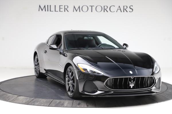 Used 2018 Maserati GranTurismo Sport for sale $99,900 at Alfa Romeo of Greenwich in Greenwich CT 06830 11