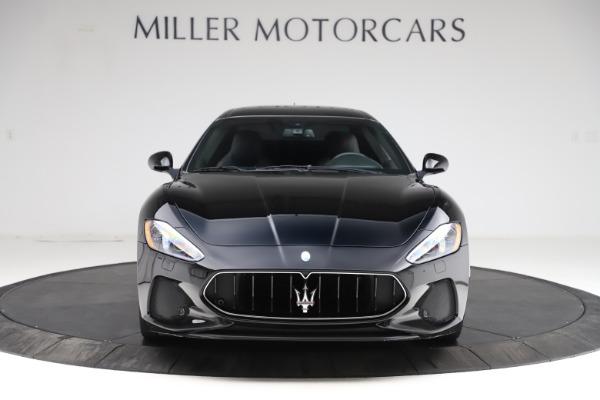 Used 2018 Maserati GranTurismo Sport for sale $99,900 at Alfa Romeo of Greenwich in Greenwich CT 06830 12