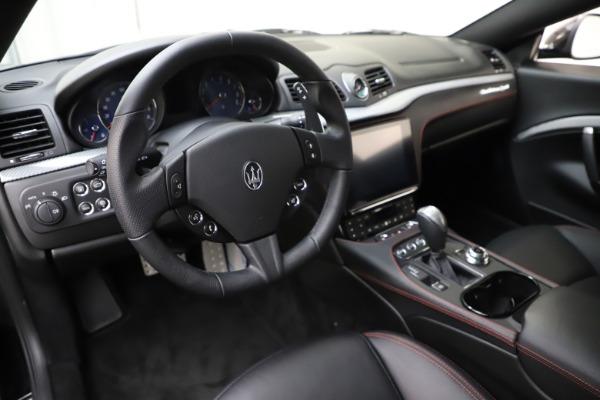 Used 2018 Maserati GranTurismo Sport for sale $99,900 at Alfa Romeo of Greenwich in Greenwich CT 06830 13