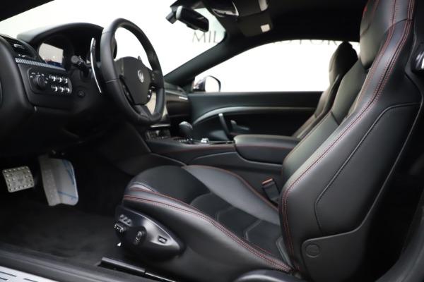 Used 2018 Maserati GranTurismo Sport for sale $99,900 at Alfa Romeo of Greenwich in Greenwich CT 06830 14