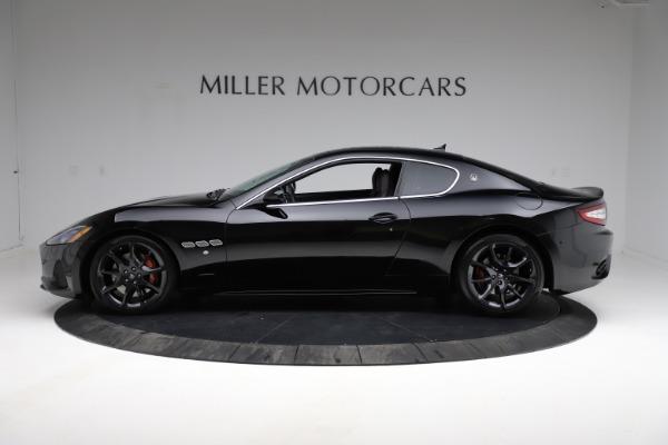 Used 2018 Maserati GranTurismo Sport for sale $99,900 at Alfa Romeo of Greenwich in Greenwich CT 06830 3