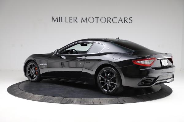Used 2018 Maserati GranTurismo Sport for sale $99,900 at Alfa Romeo of Greenwich in Greenwich CT 06830 4