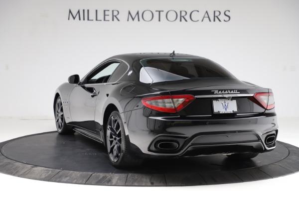 Used 2018 Maserati GranTurismo Sport for sale $99,900 at Alfa Romeo of Greenwich in Greenwich CT 06830 5