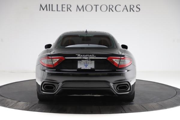 Used 2018 Maserati GranTurismo Sport for sale $99,900 at Alfa Romeo of Greenwich in Greenwich CT 06830 6