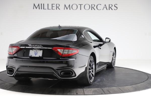 Used 2018 Maserati GranTurismo Sport for sale $99,900 at Alfa Romeo of Greenwich in Greenwich CT 06830 7