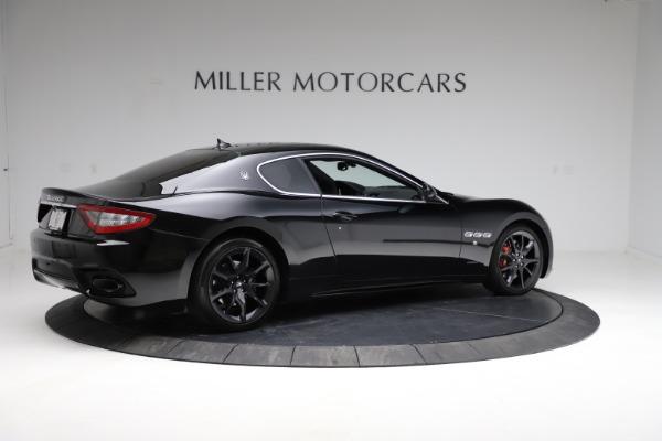 Used 2018 Maserati GranTurismo Sport for sale $99,900 at Alfa Romeo of Greenwich in Greenwich CT 06830 8