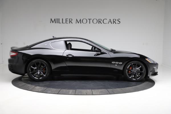 Used 2018 Maserati GranTurismo Sport for sale $99,900 at Alfa Romeo of Greenwich in Greenwich CT 06830 9