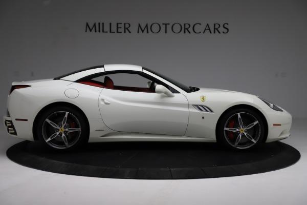 Used 2014 Ferrari California 30 for sale Sold at Alfa Romeo of Greenwich in Greenwich CT 06830 15